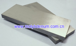 Moly plate/ Molybdenum plate