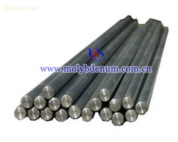 TZM alloy rod picture