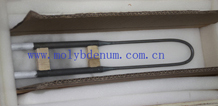 Mo heating element