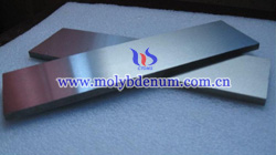molybdenum plate target picture