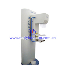 molybdenum target mammography image