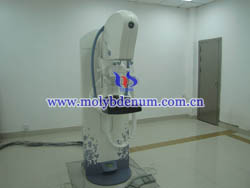 molybdenum target mammography machine picture