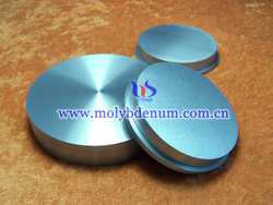 molybdenum sputtering target picture
