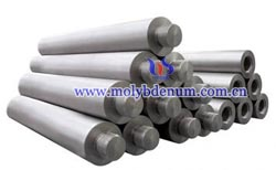 rare earth molybdenum electrode picture